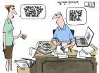 Cartoonist Steve Kelley  Steve Kelley's Editorial Cartoons 2011-04-14 tax