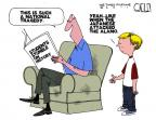 Cartoonist Steve Kelley  Steve Kelley's Editorial Cartoons 2011-06-19 American revolution