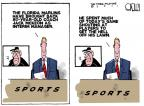 Cartoonist Steve Kelley  Steve Kelley's Editorial Cartoons 2011-06-21 baseball