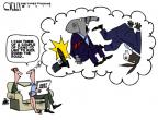 Cartoonist Steve Kelley  Steve Kelley's Editorial Cartoons 2011-07-24 voter frustration