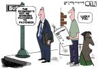 Cartoonist Steve Kelley  Steve Kelley's Editorial Cartoons 2011-08-16 economy