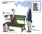 Cartoonist Steve Kelley  Steve Kelley's Editorial Cartoons 2011-10-05 economy