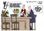 Cartoonist Steve Kelley  Steve Kelley's Editorial Cartoons 2011-11-01 basketball