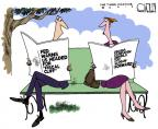 Cartoonist Steve Kelley  Steve Kelley's Editorial Cartoons 2012-05-03 newspaper