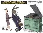 Cartoonist Steve Kelley  Steve Kelley's Editorial Cartoons 2013-11-13 midterm election