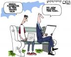 Cartoonist Steve Kelley  Steve Kelley's Editorial Cartoons 2014-02-05 Facebook