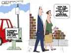 Cartoonist Steve Kelley  Steve Kelley's Editorial Cartoons 2014-04-30 basketball