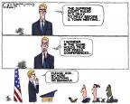 Cartoonist Steve Kelley  Steve Kelley's Editorial Cartoons 2014-05-06 Supreme Court