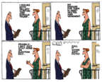 Cartoonist Steve Kelley  Steve Kelley's Editorial Cartoons 2016-08-16 voter apathy
