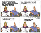Cartoonist Steve Kelley  Steve Kelley's Editorial Cartoons 2017-05-30 Clinton