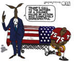 Cartoonist Steve Kelley  Steve Kelley's Editorial Cartoons 2017-10-19 football