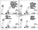 Cartoonist Steve Kelley  Steve Kelley's Editorial Cartoons 2006-03-15 basketball