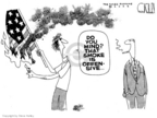 Cartoonist Steve Kelley  Steve Kelley's Editorial Cartoons 2006-06-28 civil