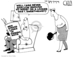 Cartoonist Steve Kelley  Steve Kelley's Editorial Cartoons 2007-09-05 marriage