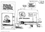 Cartoonist Steve Kelley  Steve Kelley's Editorial Cartoons 2007-10-24 aid