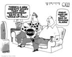 Cartoonist Steve Kelley  Steve Kelley's Editorial Cartoons 2008-08-07 great