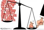 Cartoonist Mike Lester  Mike Lester's Editorial Cartoons 2012-03-07 media bias