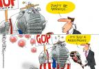 Cartoonist Mike Lester  Mike Lester's Editorial Cartoons 2012-08-30 2012 election