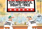 Cartoonist Mike Lester  Mike Lester's Editorial Cartoons 2012-10-03 2012 election