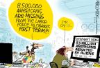 Cartoonist Mike Lester  Mike Lester's Editorial Cartoons 2013-02-02 labor