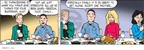 Cartoonist Greg Evans  Luann 2009-11-26 Thanksgiving