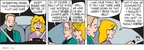 Cartoonist Greg Evans  Luann 2009-12-01 Thanksgiving