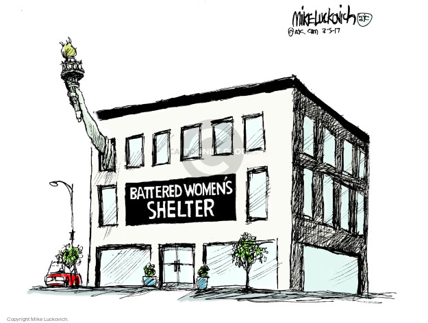 Battered Womens Shelter.