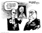 Cartoonist Mike Luckovich  Mike Luckovich's Editorial Cartoons 2007-05-10 Rudy Giuliani