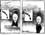 Cartoonist Mike Luckovich  Mike Luckovich's Editorial Cartoons 2009-02-06 art