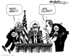 Cartoonist Mike Luckovich  Mike Luckovich's Editorial Cartoons 2009-07-27 equal rights