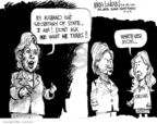 Cartoonist Mike Luckovich  Mike Luckovich's Editorial Cartoons 2009-08-13 marriage