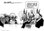 Cartoonist Mike Luckovich  Mike Luckovich's Editorial Cartoons 2009-11-25 Thanksgiving