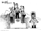 Cartoonist Mike Luckovich  Mike Luckovich's Editorial Cartoons 2010-02-17 Iran