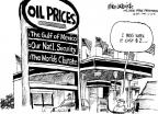 Cartoonist Mike Luckovich  Mike Luckovich's Editorial Cartoons 2010-06-15 petroleum