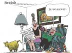 Cartoonist Mike Luckovich  Mike Luckovich's Editorial Cartoons 2010-09-02 Mike