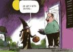 Cartoonist Mike Luckovich  Mike Luckovich's Editorial Cartoons 2010-10-10 Delaware election