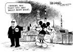 Cartoonist Mike Luckovich  Mike Luckovich's Editorial Cartoons 2010-12-15 nuclear power