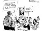 Cartoonist Mike Luckovich  Mike Luckovich's Editorial Cartoons 2011-01-07 slavery