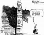 Cartoonist Mike Luckovich  Mike Luckovich's Editorial Cartoons 2011-01-12 honor