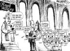 Cartoonist Mike Luckovich  Mike Luckovich's Editorial Cartoons 2011-04-28 marriage