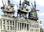 Cartoonist Mike Luckovich  Mike Luckovich's Editorial Cartoons 2011-05-15 petroleum