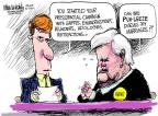 Cartoonist Mike Luckovich  Mike Luckovich's Editorial Cartoons 2011-05-20 marriage