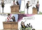 Cartoonist Mike Luckovich  Mike Luckovich's Editorial Cartoons 2011-08-10 dog