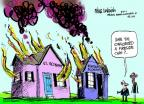 Cartoonist Mike Luckovich  Mike Luckovich's Editorial Cartoons 2011-08-18 Europe