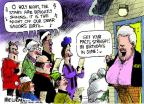 Cartoonist Mike Luckovich  Mike Luckovich's Editorial Cartoons 2011-12-06 birthday