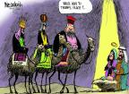 Cartoonist Mike Luckovich  Mike Luckovich's Editorial Cartoons 2011-12-07 debate