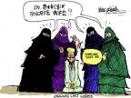 Cartoonist Mike Luckovich  Mike Luckovich's Editorial Cartoons 2012-03-11 marriage