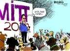 Cartoonist Mike Luckovich  Mike Luckovich's Editorial Cartoons 2012-03-16 dog