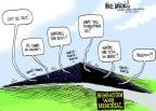 Cartoonist Mike Luckovich  Mike Luckovich's Editorial Cartoons 2012-04-13 Afghanistan