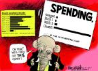 Cartoonist Mike Luckovich  Mike Luckovich's Editorial Cartoons 2012-05-24 basketball